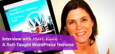 An interview with Mari Kane. She is a self-taught WordPress heroine and speaker at WordCamp Vancouver. Read her WordPress journey in her words here: http://bit.ly/MariKaneWP