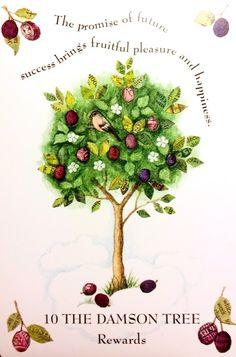 tree magick gillian kemp cards - Google Search