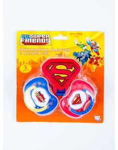 I Just Found The Superman Pacifier Clip 3 Pk From Spenceru0027s · Superman Baby  ShowerCakes ...