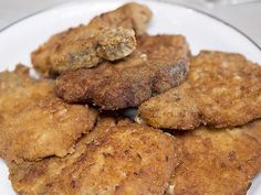 Fried Pork Chops Recipe : Nancy Fuller : Food Network