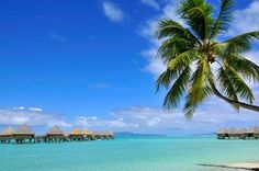 Bora Bora's Dreamiest Overwater Bungalows
