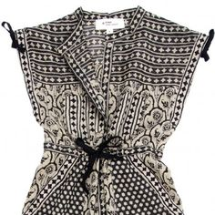 Isabel Marant Heko Coveralls   Beige Love Colour And Pattern
