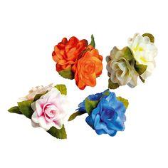 Fleur avec pince #bijouxdéguisements #accessoiresdéguisements #accessoiresphotocall