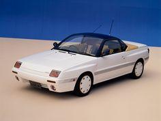 Nissan LUC-2 Concept 1985.