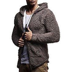 d821fc1428bfb4 LEIF NELSON Herren Pullover Kapuzenpullover Hoodie Oversize Sweatshirt mit  Kapuze Longsleeve Sweater Langarm LN8120: Amazon.de: Bekleidung