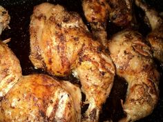Jerk Chicken, Chicken Wings, Cake Cookies, Poultry, Delish, Chicken Recipes, Bacon, Dinner Recipes, Good Food