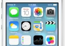 Four things iOS 7 tells us about Apple's next iPhone | Smartphones - CNET Reviews