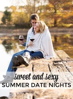 Love these fun summer date night ideas! #marriage