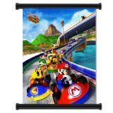 Super Mario Kart Wii Game  Wall Art Poster - http://www.gamezup.com/super-mario-kart-wii-game-wall-art-poster - http://ecx.images-amazon.com/images/I/518qJfC4DsL._SL160_.jpg