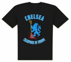 Chelsea, Champions, England, Mens Tops, T Shirt, Tee Shirt, T Shirts, English, British