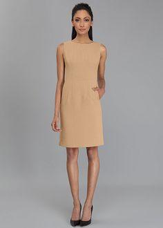 Riche Crepe Evelyn Dress $598