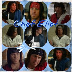 picture made by Becky Bowen please keep credit when repinning .. Thank you!  Christian Kane with pic's from Leverage fan art