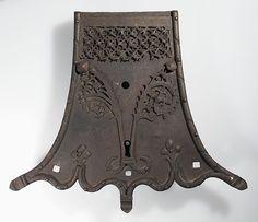 Lock    Date:15th–16th century  Culture:European or German (?)  Medium:Iron