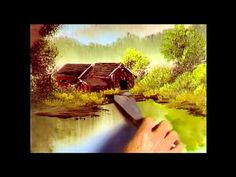 The Joy of Painting S9E8 Little House by the Road - YouTube