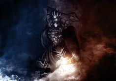 Melkor vs Fingolfin by ~DAQuiQui on deviantART