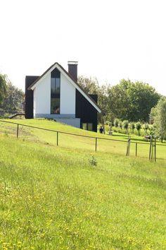 ENZO architectuur & interieur ® Kleine dijkwoning wordt ruim familiehuis |