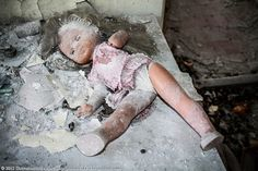 How The Dolls Of Pripyat Symbolize Its Eerie Fate Chernobyl Disaster, Dolls, Abandoned, Book, Baby Dolls, Left Out, Puppet, Doll, Book Illustrations