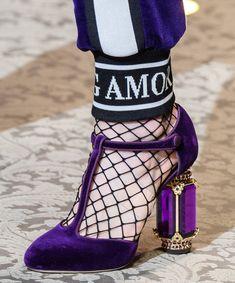 #dolcegabbana shoes 🖤 Green, Burgundy or Purple?