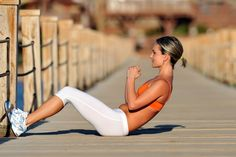 Fabulous Abs in 30 Days? Yes, yes it's possible. This challenge is designed to get you beach body ready. #Summer