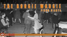 The Boogie Woogie Piano Giants Jazz Songs, The Boogie, Boogie Woogie, Honky Tonk, Historical Art, Music Store, Piano, Album, Dance