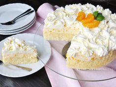 Raspberrybrunette: Torta s jednoduchou trasenou plnkou