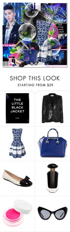 """""""''True art is characterized by an irresistible urge in the creative artist. Albert Einstein''"""" by purplecherryblossom ❤ liked on Polyvore featuring Worth, Yves Saint Laurent, Closet, Givenchy, Alfani, Victoria's Secret, rms beauty and UNIF"""