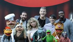 Me: MUPPETS AND PENTATONIX!! *dies from cuteness!!*