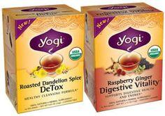 2 FREE Yogi Tea Samples on http://www.icravefreebies.com/