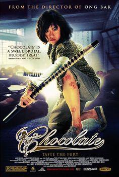 タイに行ったら映画館に行くべし / 阿部寛が出演したタイ映画『チョコレート・ファイター』