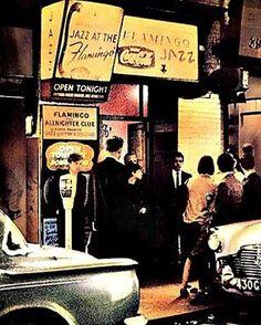 The  Flamingo Club - Soho 1950's - 60's Classic jazz club