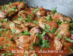 Romanian Food, Thing 1, Jamie Oliver, Meat, Chicken, Recipes, Ripped Recipes, Cooking Recipes