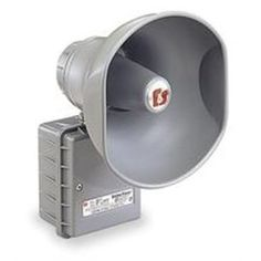 300GC-024 Selectone, Horn Siren Federal Signal, 24V, Gain Control - 300GC-24 300GC by Federal Signal. $344.95. Horn Type - Single Projector Vibrating;  Application - Industrial;  Mounting - Conduit or Surface;  Operating Voltage - 24VDC dB/10-Ft - 86-110;  Enclosure Material - Aluminum;  Enclosure Color - Gray;  Enclosure Rating - NEMA 3R;  Size (in) - 8.00W x 12.25H x 8.25D;  Additional Information - Tone Module UTM,TM33 required;  Manufacturer Series - Selectone