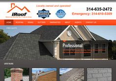 New Roofing Maintenance And Repair Services Added To CMac.ws. IRoof STL In  St · Roofing ContractorsCleaning ServicesSaint Louis MoMetals