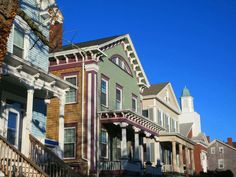 Bedford House, New Bedford, Bedford Massachusetts, Victorian Houses, Local History, Far Away, New England, Sketching, Buildings