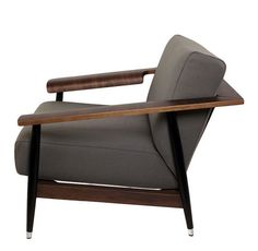Control Brand Sean Dix Single Seater Dowel Sofa-Control Brand Sean Dix Single Seater Dowel Sofa Sean Dix furniture is always of a unique design, both modern yet homely. In the Sean Dix single seater Dowel sofa this is managed by the juxtapos Modern Chairs, Midcentury Modern, Lounge Chair, Dcor Design, Chair Design, Mid Century Style, Accent Furniture, Club Chairs, Accent Chairs