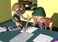 Disgrafía: errores al escribir, dificultades en el aprendizaje Mario, Family Guy, Guys, Web 2, Fictional Characters, Learning, Illustrations, Studying, Writing