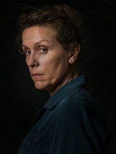 Winner of Best Actress: Frances McDormand in THREE BILLBOARDS OUTSIDE EBBING, MISSOURI