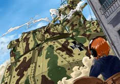 Girls Und panzer, what does WoT community thinks about it. - Off-Topic - World of Tanks official forum - Page 770