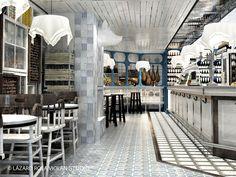 20 restaurantes diseñados por Lázaro Rosa Violán ¡que te encantarán!