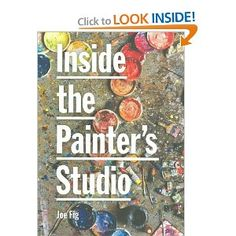 a fascinating look into the lives of many contemporary painters paired with interviews and recreated miniatures of their studio space.