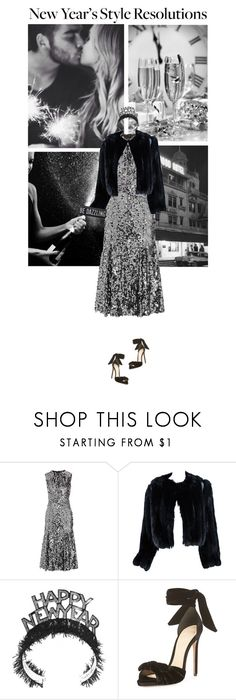 """""""#PolyPresents: New Year's Resolutions"""" by marion-fashionista-diva-miller ❤ liked on Polyvore featuring Dolce&Gabbana, Missoni, Alexandre Birman, contestentry and polyPresents"""