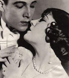 Gloria Swanson & Rudolph Valentino                                                                                                                                                                                 More