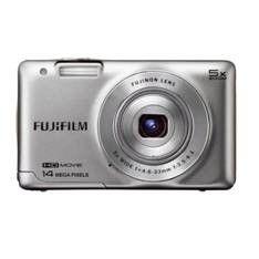 Una cámara estilizada con un poderoso zoom  por solo 78,99€ http://www.todoaunclick.es/foto-video-y-cine-camaras-de-fotos-compactas/6932-camara-digital-fujifilm-finepix-jx600-plata-14-mp-zo-x-5-hd-lcd-27-litio.html