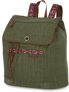 DAKINE Sophia Daypack - Women's - Free Shipping at REI.com Backpack Purse, Green Backpacks, Green Bag, Surf Shop, Shopping Bag, Surfing, Purses, Polyvore, Surf