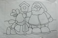 Patchwork navidad country new ideas Diy Christmas Village, Quilted Christmas Ornaments, Christmas Applique, Christmas Drawing, Christmas Art, Christmas Projects, Patchwork Patterns, Applique Patterns, Quilt Patterns