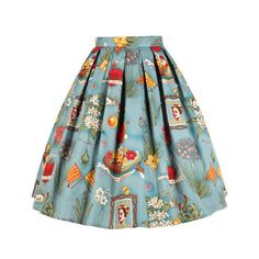 Frida Kahlo Full Circle Retro Swing Skirt Alexander Henry Print... (1,325 MXN) ❤ liked on Polyvore featuring skirts, black, women's clothing, black skirt, black a line skirt, black pleated skirt, knee length a line skirt and a line skirt