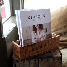 (available at Le Marché St. George) : Kinfolk Magazines