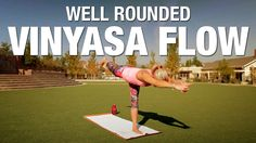 Five Parks Yoga Well Rounded Vinyasa Flow 60 min