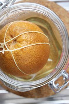 Liqueur du pendu à l'orange