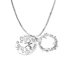 Sterling Silver Mother Daughter Friend Mom Two Charm Necklace, 18 Amazon Curated Collection,http://www.amazon.com/dp/B0035FZK8E/ref=cm_sw_r_pi_dp_KOPGrbEF26804685